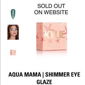 •NIB• Kylie Cosmetics Aqua Mama Shimmer Eye Glaze